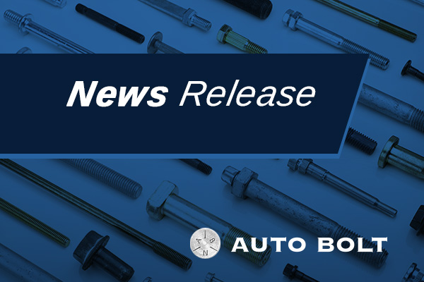 News Release with bolts in blue overlay